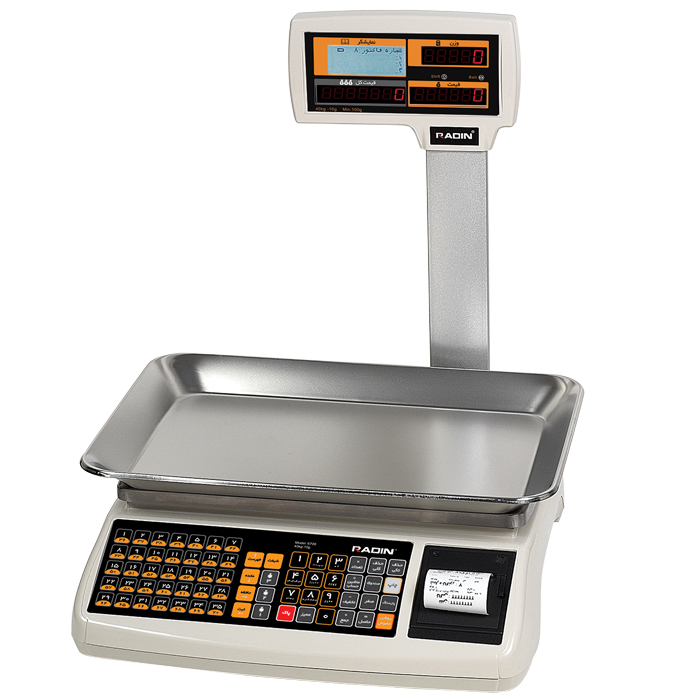 ترازوی دیجیتال 6700PLUS - ترازو مدل 6700plus