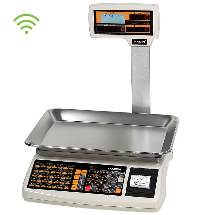 ترازوی دیجیتال 6700wifi - ترازو مدل 6700WI-FI