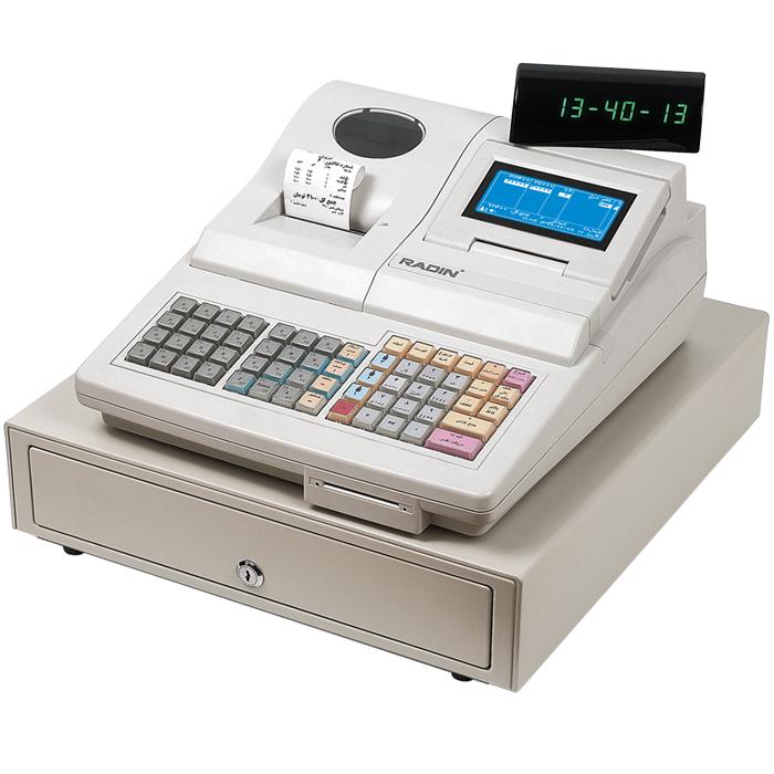 صندوق فروشگاهی مدل RC6000 - ترازو مدل RC6000