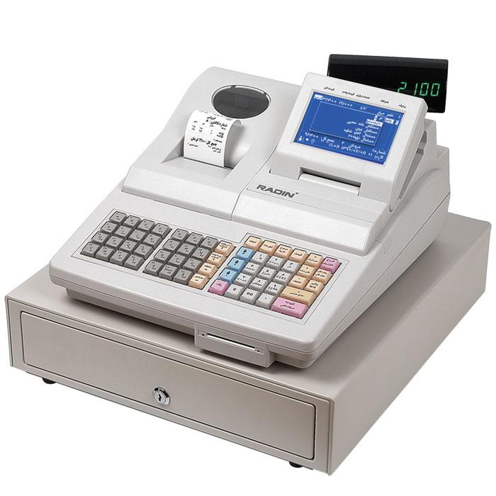 صندوق فروشگاهی مدل RC7000 - ترازو مدل RC7000